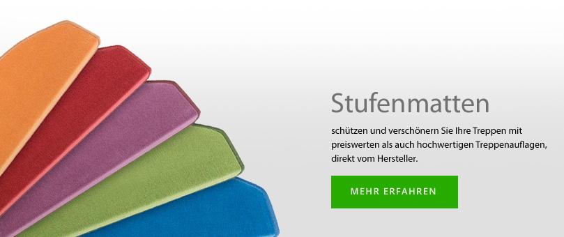 Stufenmatten24.com - Qualität aus Vorwerkteppich